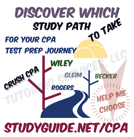 Cpa exam info tutoring services llc makes this concepts a lot easier helping future cpa exam test takers prepare for their exam with the appropriate type of study fandeluxe Images