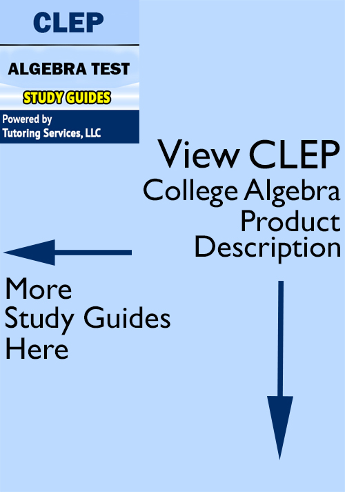 Exams – CLEP – The College Board