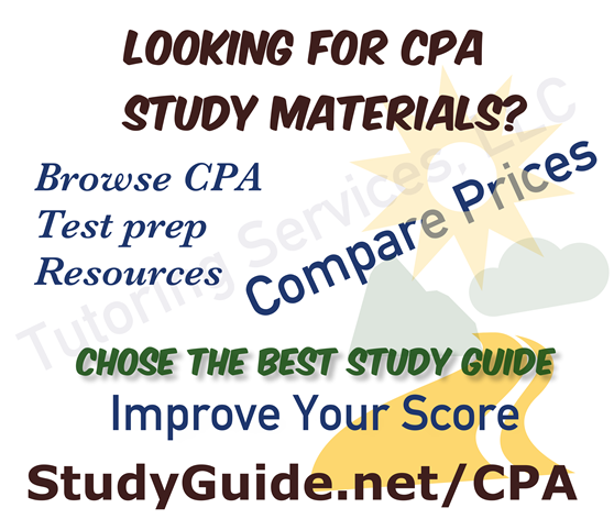 Cpa exam info trying to see which course is the best to prepare for your cpa exam see if this one is the best click here fandeluxe Images