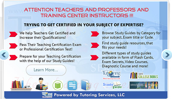 FTCE Study Guide | Test Prep for Educators and Future Teachers of ...