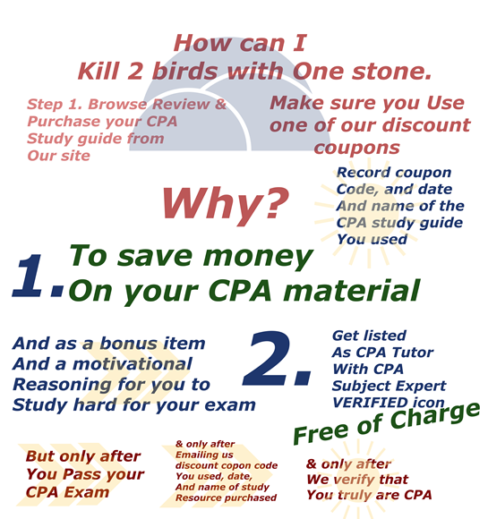 Cpa exam info with which test prep method fandeluxe Gallery