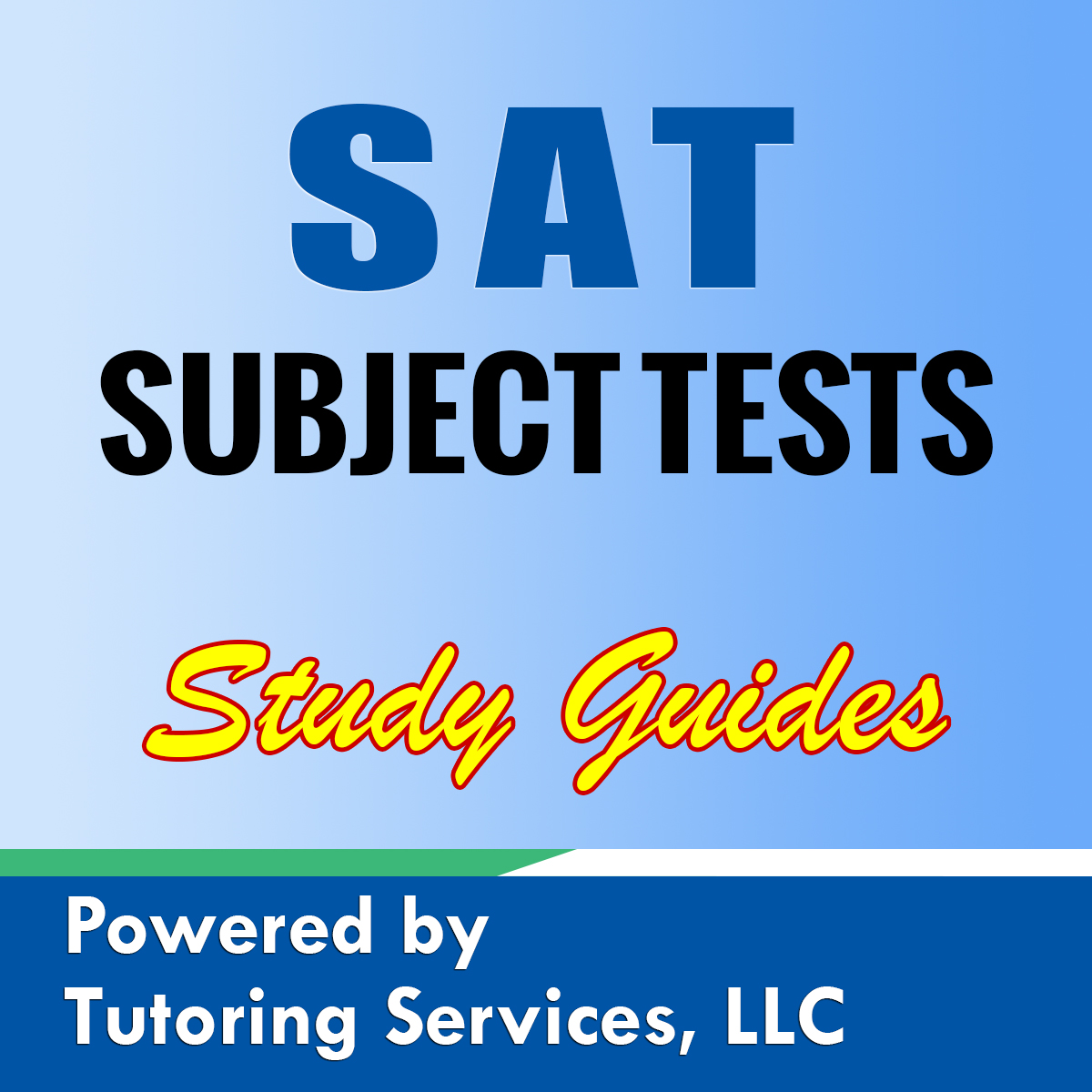 SAT Scholastic Aptitude Test Learning Guides