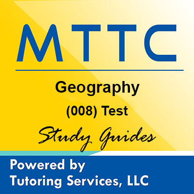 MTTC Michigan State Teaching Certification for Geography