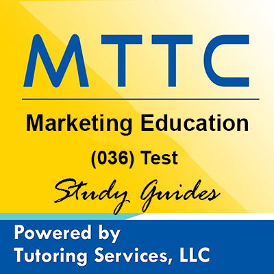 MTTC Michigan State Teaching Certification for Marketing Education 36