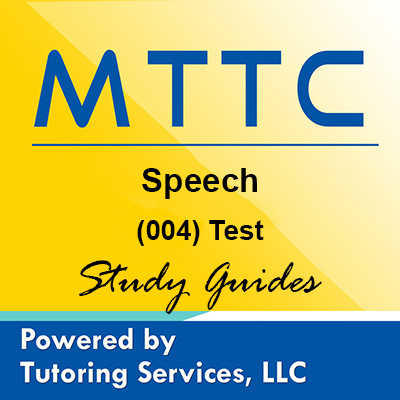 MTTC Michigan State Teaching Certification for Speech