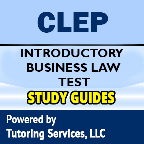 CLEP Introductory Business Law Exam