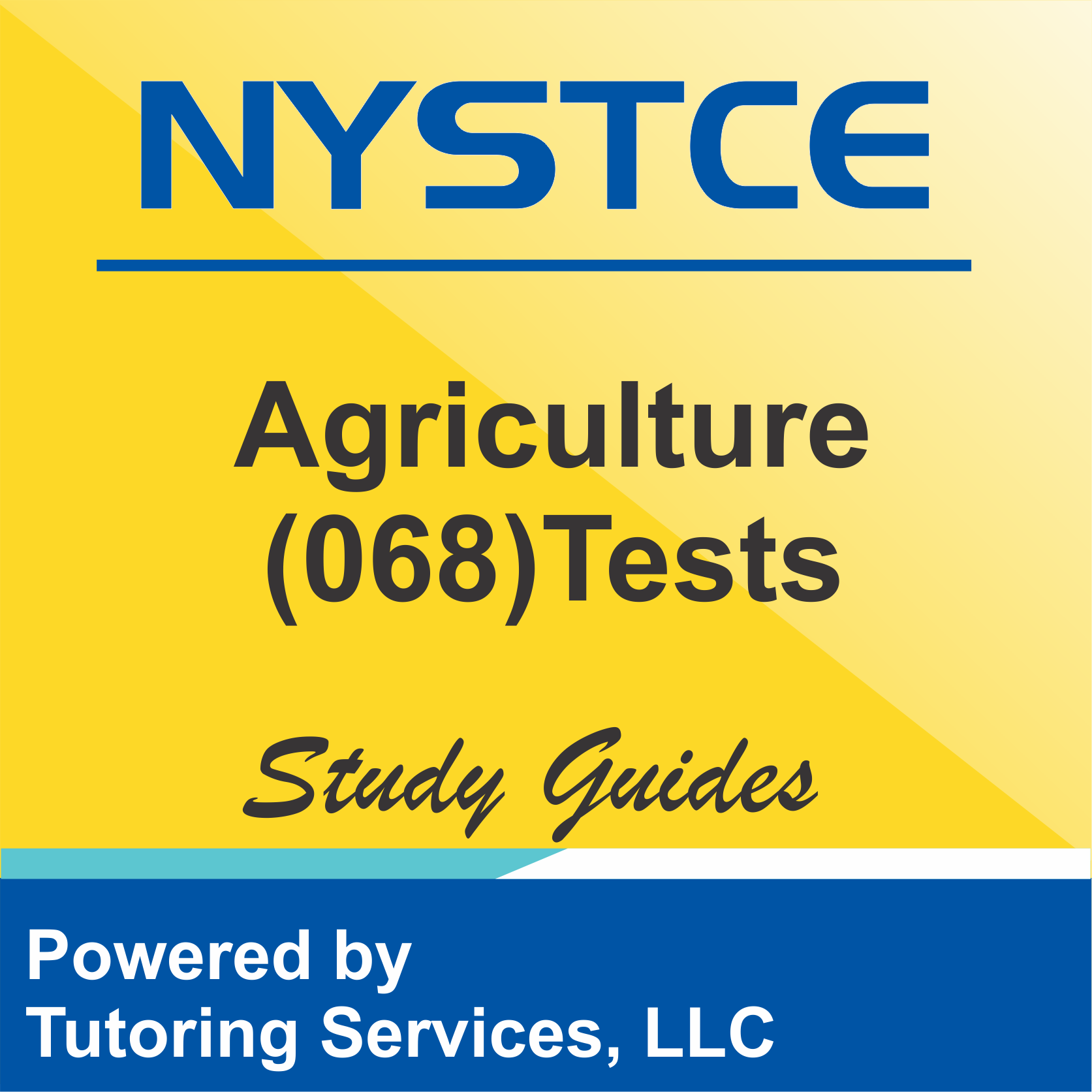 NYSTCE New York Educator Test for Agriculture 068
