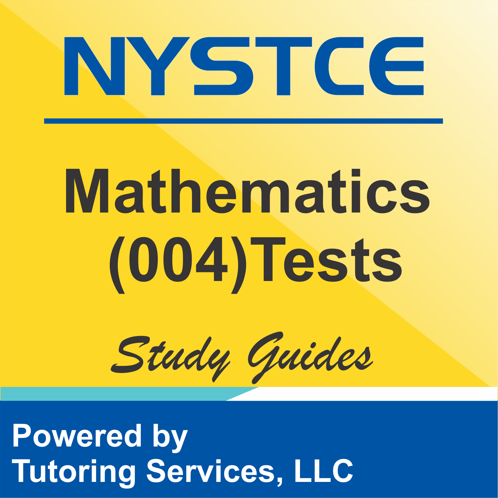NYSTCE New York Licensure Test Facts for Mathematics 004