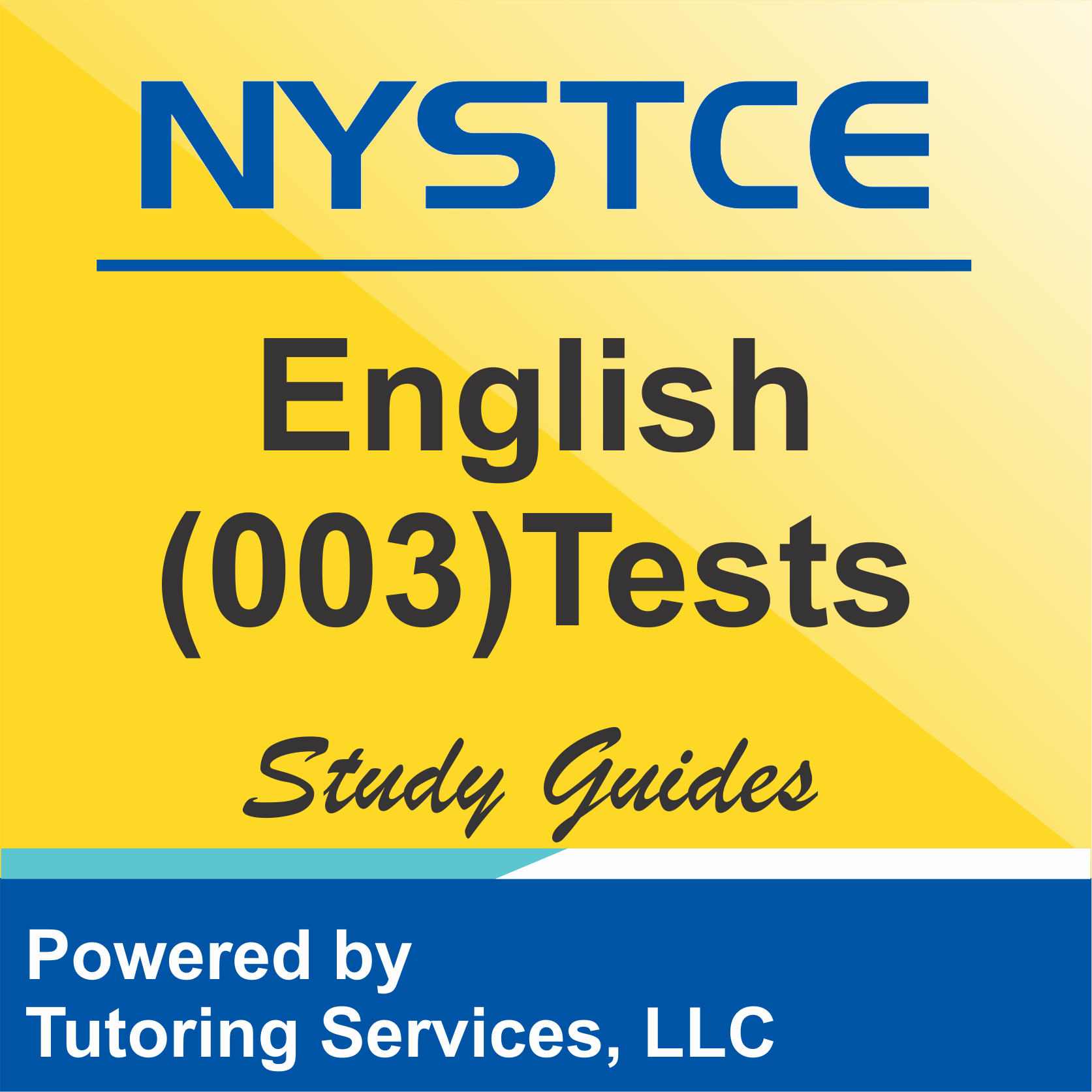 NYSTCE New York State Test and Exam Details for English 003
