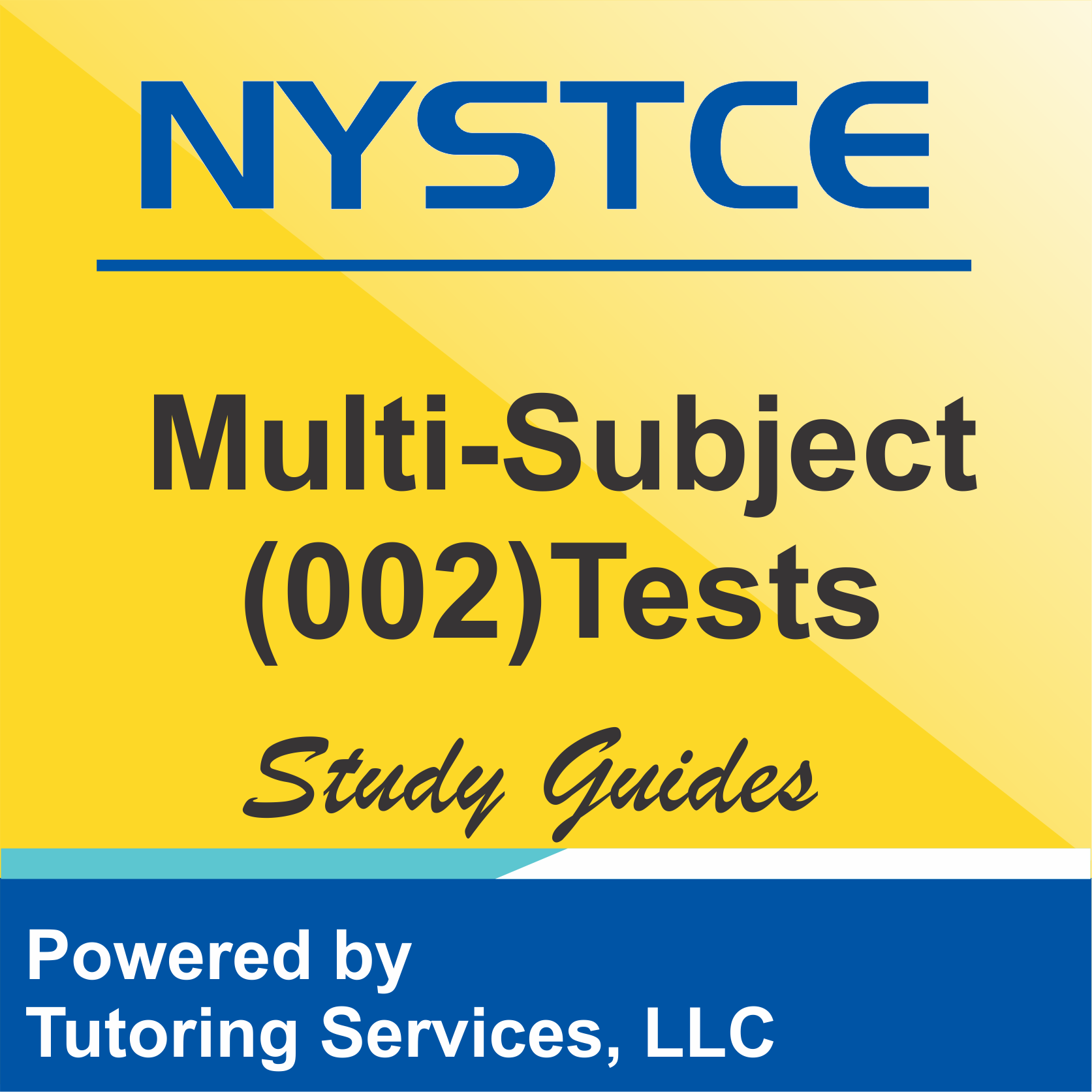 NYSTCE Teaching Certification Assessment Details for Multi-Subject 002