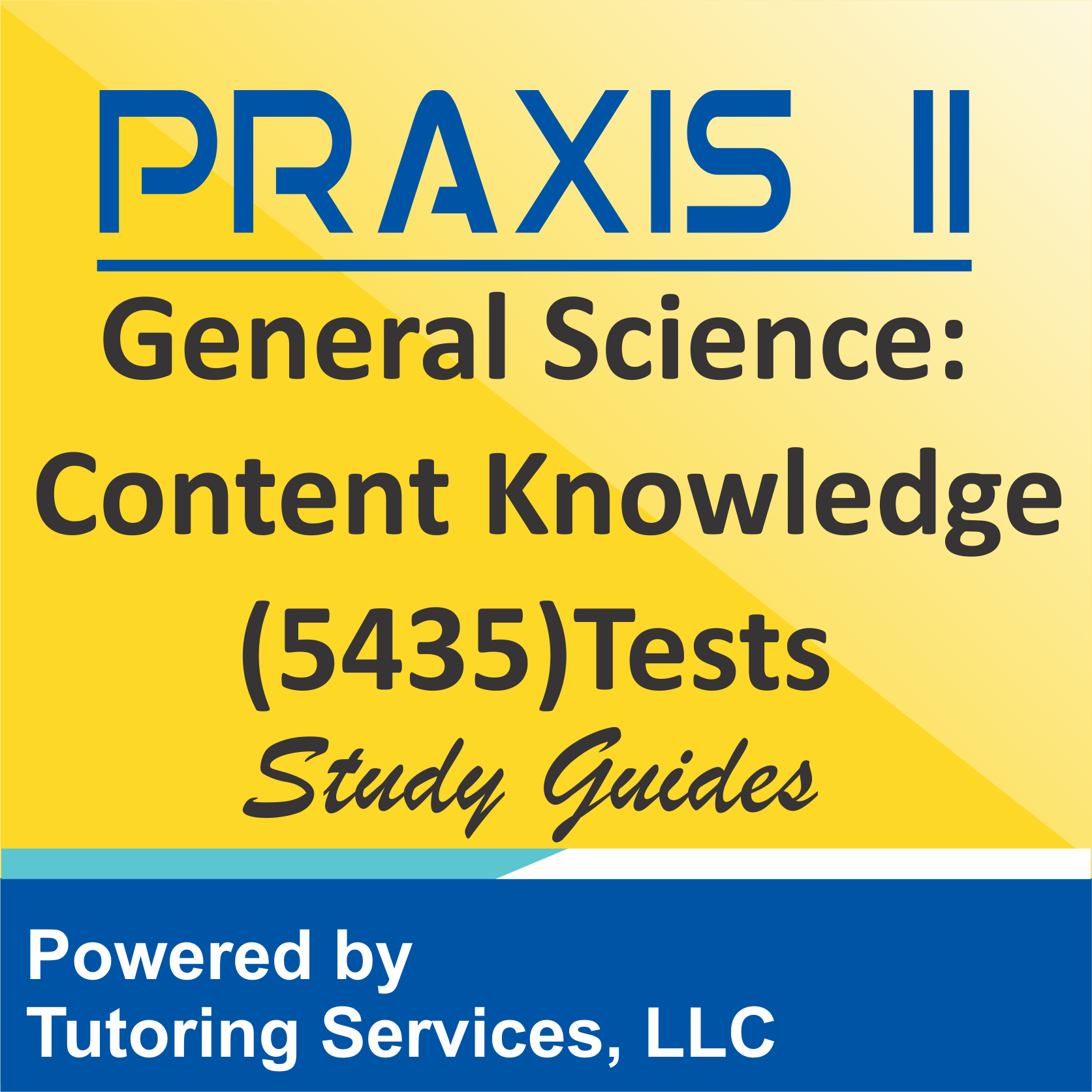 Praxis II General Science: Content Knowledge (5435) Subject Assessments