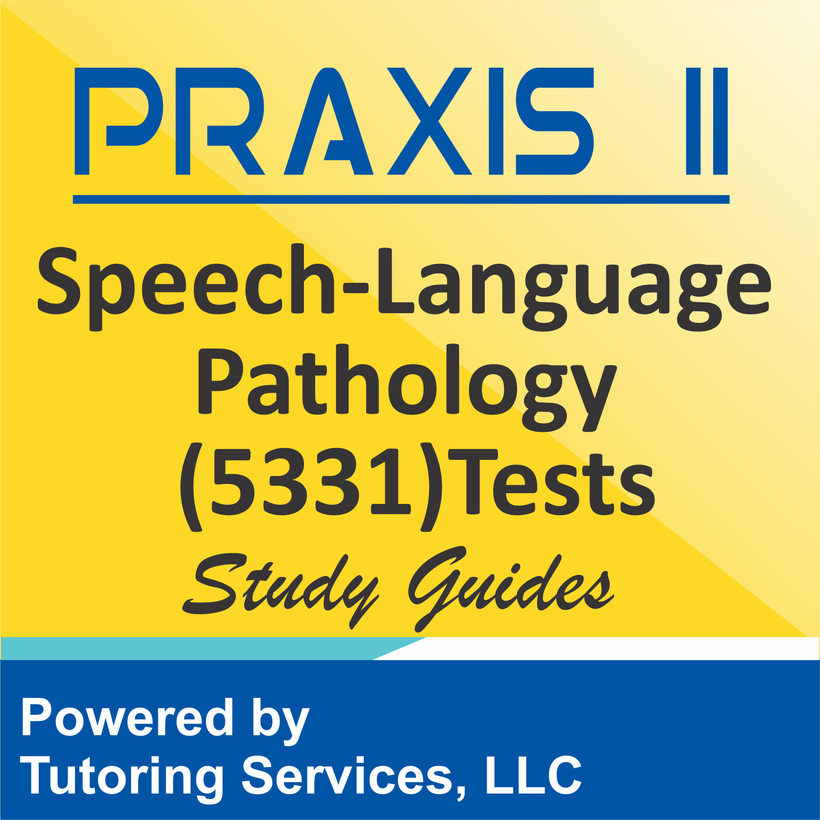 Praxis II Speech-Language Pathology (5330) Examination Syllabus