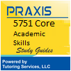 Praxis Core Academic Skills For Educators Combined exam 5751
