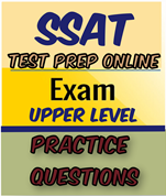 Ssat study guides