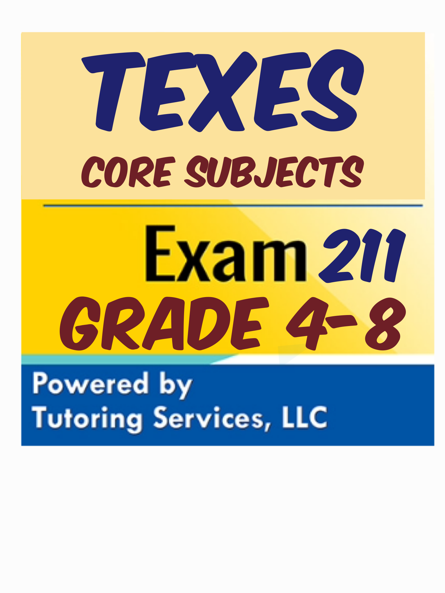 Texes Teacher Certification Study Guides