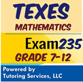 texes 235 math grade 7 12 info