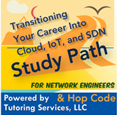 transitioning into cloud IoT and SDN career for Network engineers