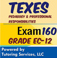 TExES exam 160 Grade EC-12 Pedagogy and Professional Responsibilities