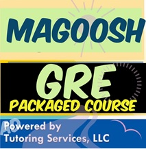 GRE packaged course magoosh