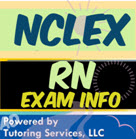 nclex rn nursing exam info