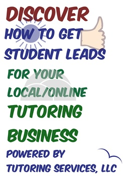 How to get student leads revealed