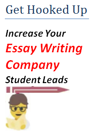 get hooked up feature for essay writing companies